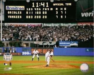 Mariano Rivera Signed Yankee Game Used Seatback Steiner