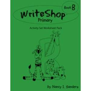 Student Activity Book (WriteShop Primary) (9781935027041) Nancy I