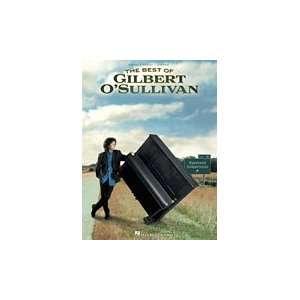 The Best of Gilbert OSullivan   Piano/ Vocal/ Guitar
