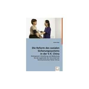 in der V.R.China (9783639010435): Nicole Zajac: Books