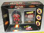 Darth maul Rubiks Cube Puzzle Star Wars Episode 1 Toys Ages 8 +