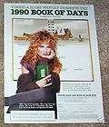 1989 ad virginia slims cigarettes 1990 book $ 5 59 shipping buy it now