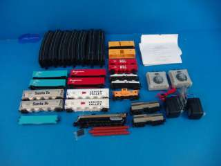 HO Scale Train Set Parts Lot Steam Engine Locomotive Model