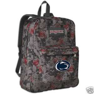 Penn State Nittany LIONS BACKPACK Roses Jansports