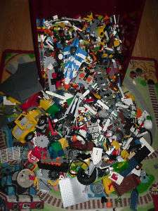 501 pcs+ Bulk Lego Lot Mix Star Wars, city, castle, etc