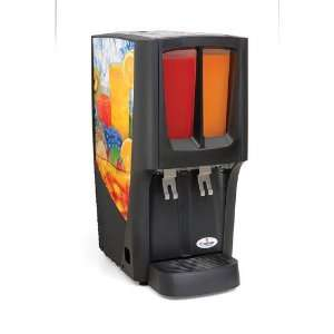 18 L Crathco G Cool Mini Duo Cold Beverage Dispenser