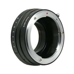 Camera Adapter Ring Tube Tilt Tilted Lens Adapter Nikon Ai Mount Lens