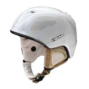 Head Cloe Snowboard Helmet White Womens