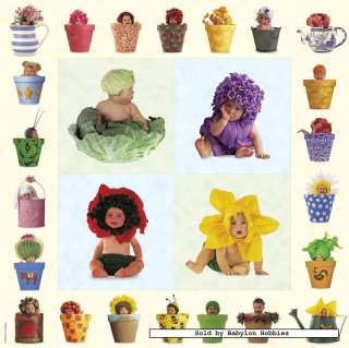 picture of Schmidt 1000 pieces jigsaw puzzle Anne Geddes   Flower and
