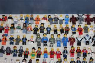 Huge Lego Lot Over 290 Minifigures 135 lbs Total Star Wars Harry