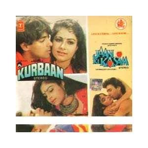 Kurbaan / Jaan Ki Kasam: Anand Miland, Nadeem Shravan