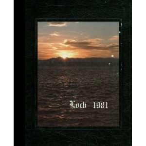 Seattle, Washington: Shorecrest High School 1981 Yearbook Staff: Books