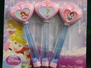 Disney Princess Glitter Dive Wand Snow White Cinderella 795861250250