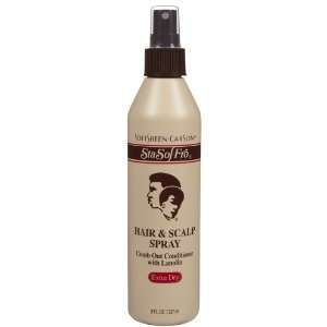 Soft Sheen Carson Sta Sof Fro Hair & Scalp Spray, Extra