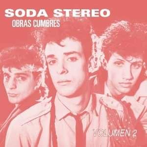 Obras Cumbres 2 Soda Stereo Music