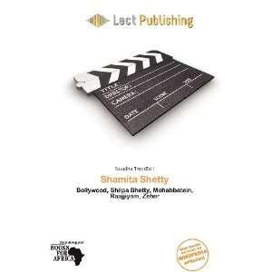 Shamita Shetty (9786200706331) Nuadha Trev Books
