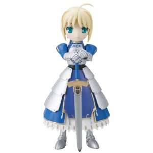 SnapPs 04 Fate/Stay Night Saber in Armor PVC Figure Toys