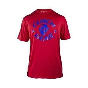 Clinch Gear Icon Performance T Shirt