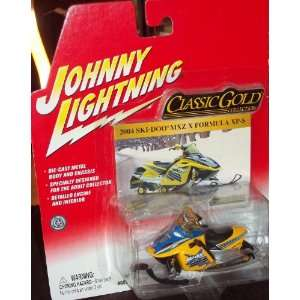 Classic Gold Collection   2004 SKI DOO MXZ FORMULA XP S Toys & Games