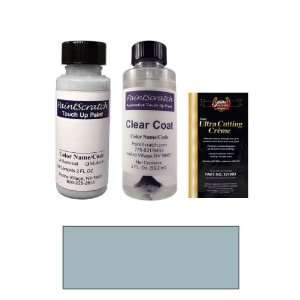 Oz. Medium Gray Metallic Paint Bottle Kit for 1987 Toyota Corolla
