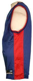 LOS ANGELES CLIPPERS BLANK NBA BASKETBALL JERSEY XL bl