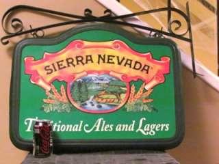Sierra Nevada Ale Lager Beer Bar Promotional Pub Light LED Sign BIG