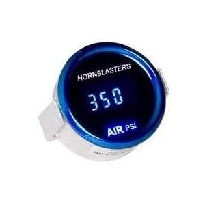 HornBlasters 400 PSI Digital Air Gauge Automotive