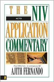 Acts, (0310494109), Ajith Fernando, Textbooks   Barnes & Noble