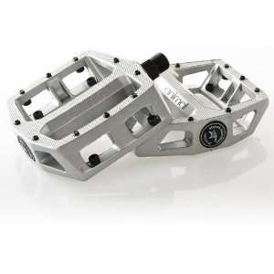 Steve Hamilton Unsealed BMX Bike Pedals   Silver Sports & Outdoors