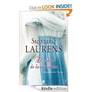 El sabor de la inocencia (B DE BOOKS) (Amor Y Aventura) (Spanish