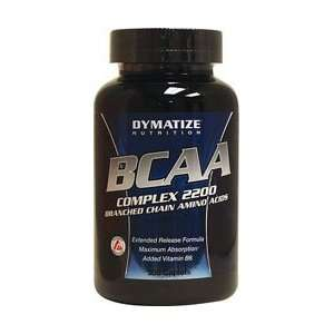 BCAA Complex 2200 200 caplets Amino Acids Supplements