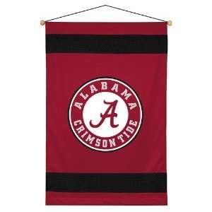 NCAA Alabama Crimson Tide   Team Logo Wall Hanging Decor