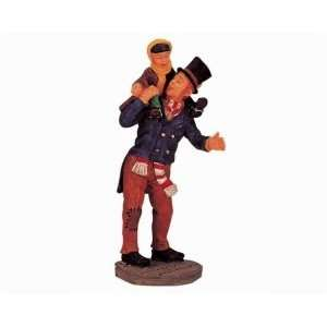 Village  Bob Cratchit and Tiny Tim #02403 set of 1: Home & Kitchen