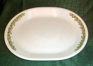 Corning Corelle Green Crazy Daisy Serving Platter