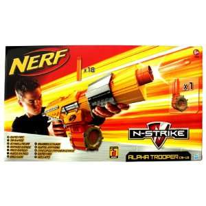 Nerf N Strike Alpha Trooper CS 18: Toys & Games