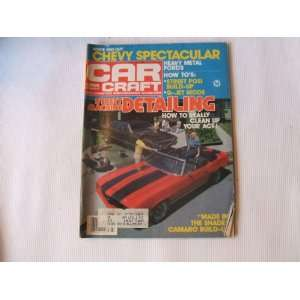 Car Craft July 1983 (STREET MACHINE DETAILING   HOW TO REALLY CLEAN