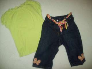 ADORABLE TRENDY GIRLS 3 3T CLOTHES LOT WINTER SPRING OUTFITS GYMBOREE