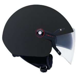 Nexx X60 Vision Flex Black X Small Soft Open Face Motorcycle Helmet