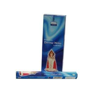Divino Nino   120 Sticks Box   Darshan Incense: Home Improvement