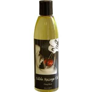 Edible Massage Oil Cherry: Health & Personal Care
