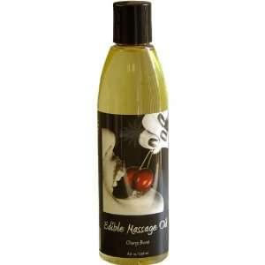 Edible Massage Oil Cherry: Health & Personal Care
