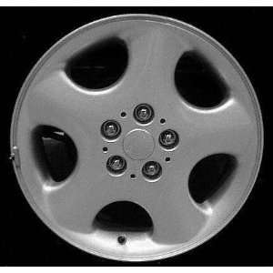 99 00 DODGE GRAND CARAVAN ALLOY WHEEL RIM 17 INCH VAN, Diameter 17