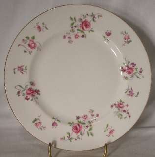 ROYAL VICTORIA china ROV7 Rosebud Salad   Dessert Plate