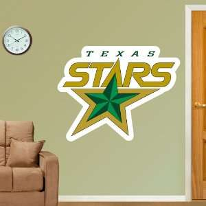 AHL Texas Stars Logo Vinyl Wall Graphic Decal Sticker