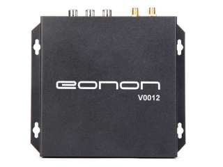 V0012 EONON MOBILE DIGITAL DVB T TV CAR RECEIVER BOX MPEG 4 DECODER