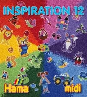Hama, Inspiration 12, ideoita Hama helmiaskarteluun   CDON