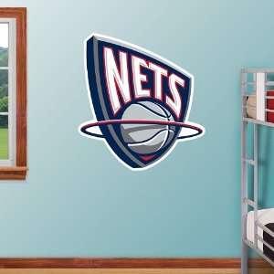 NBA New Jersey Nets Logo Vinyl Wall Graphic Decal Sticker