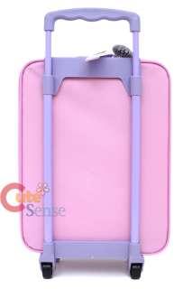 Disney Princess w/ Tiana Rolling Luggage  SuiteCase  Travel Roller Bag