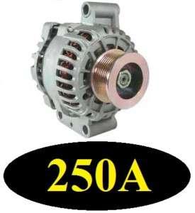 HIGH OUTPUT ALTERNATOR FORD EXCURSION 6.0L (Diesel) 05