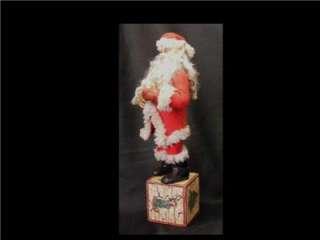 Santa Art Doll Evil Horror Scary Bloody Morbid ADSG OGLD DMA